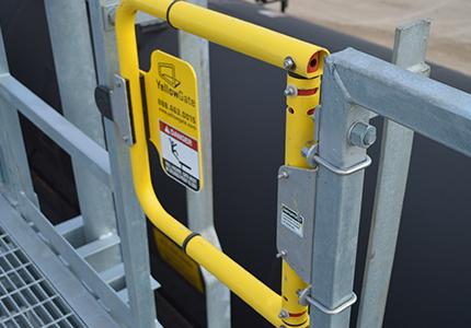 safety gates traffic control