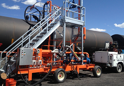 Petroleum and Chemical Skids & Transloaders