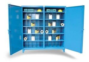 2 shift storage cabinet