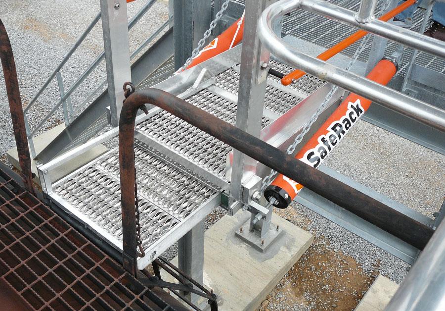 frt flat ramp telescopic gangway for railcar loading 900x628