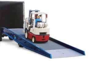 Forklift Loading Ramps