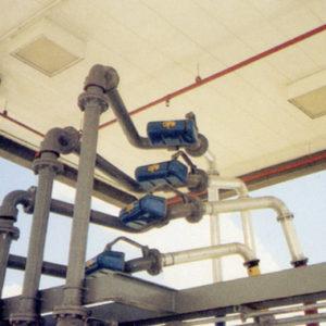 long range hose loader