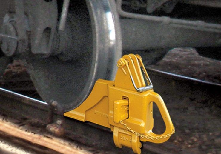 Railcar Chocks And Blocks That Meet Osha Regulations