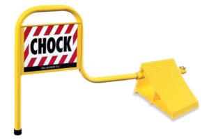 Wheel Chock for trucks