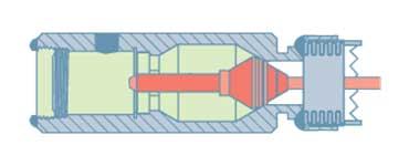 valve for smart hose breakaway system
