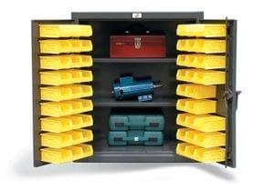 countertop bin door storage
