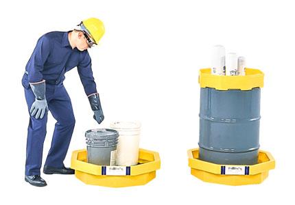 Drum Spill Trays