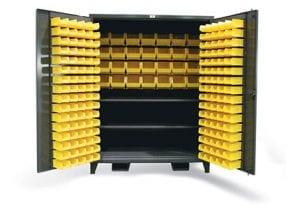 extra wide bin cabinet
