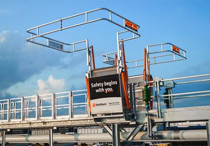 Flat Ramp Access Gangway (FRT)