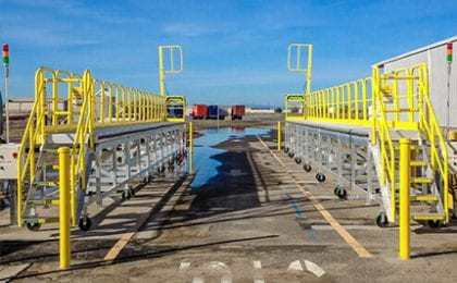 Flatbed Fall Protection