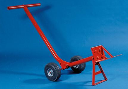hopper gate cart