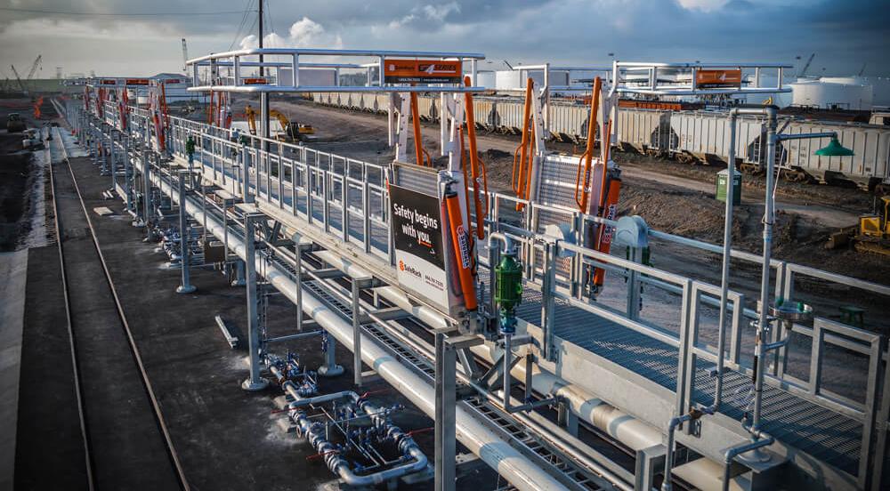Loading Platform Gangway System 6