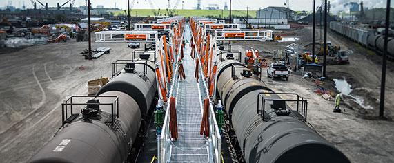 loading platform systems