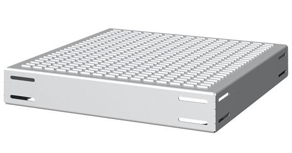 metal work platform