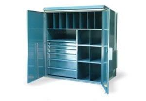 multi compartment outdoor cabinet