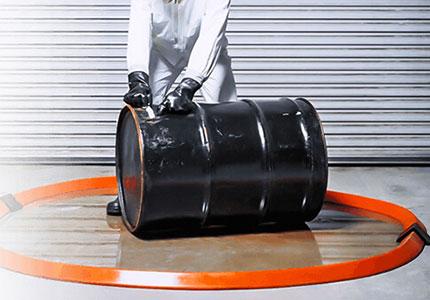 Spill Berm