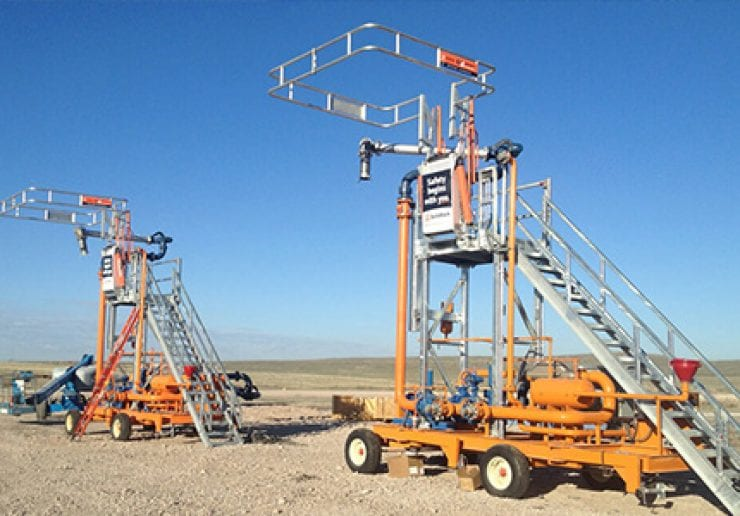 Transloaders For Crude Oil And Railcars Saferack