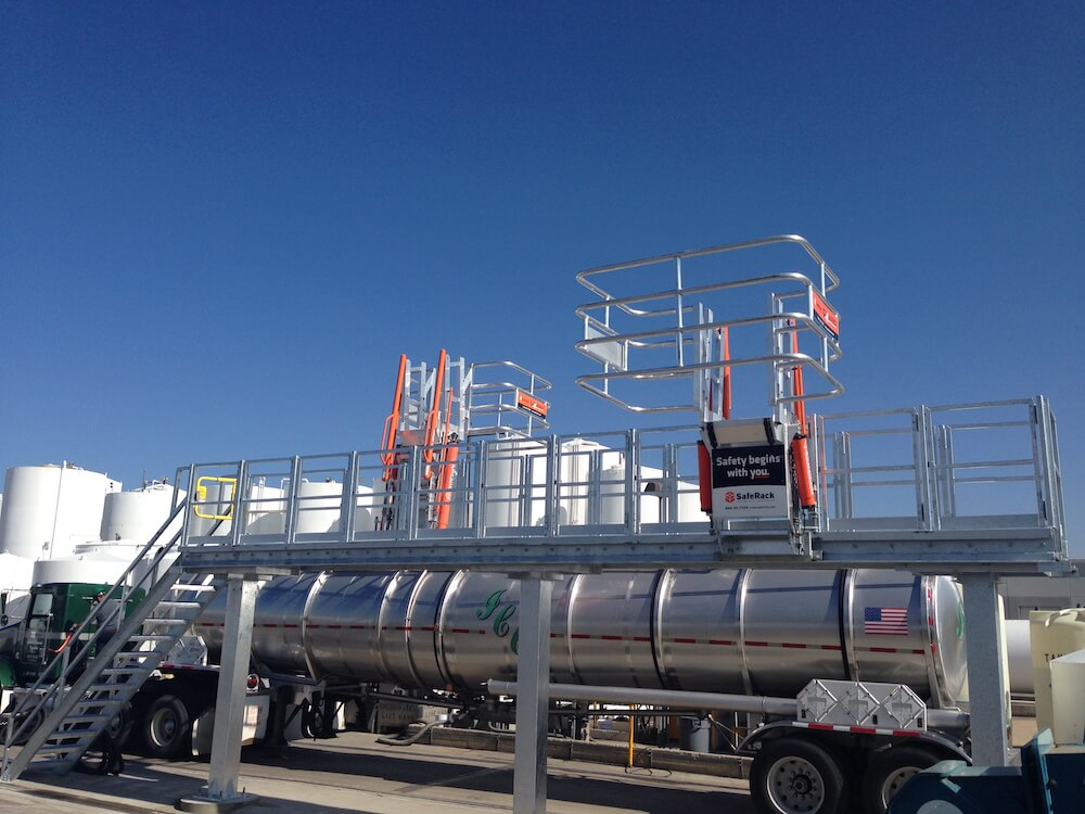 Largest Supplier Of Truck Loading Systems Saferack