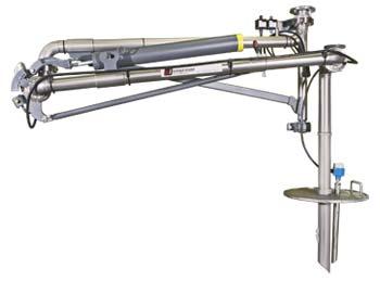 vapor recovery loading arm 2