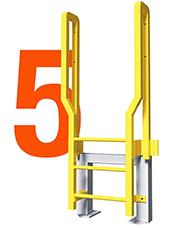 erectastep 5 component 5 ladder