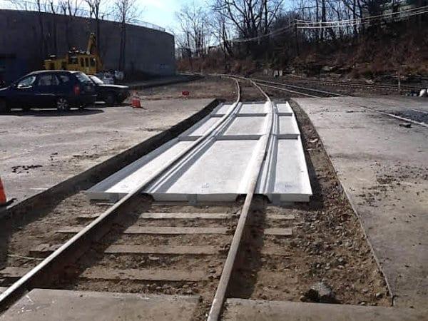 Railcar Spill Pan