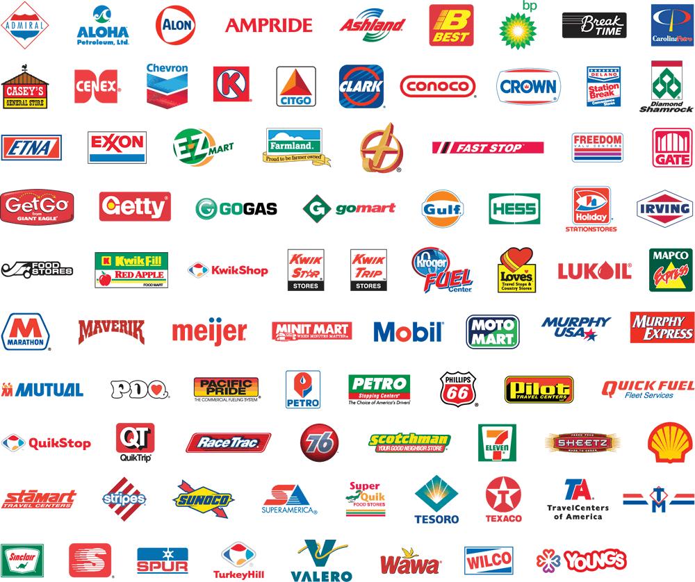 Branded Gasoline