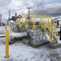 ErectaStep Work Platform with Precast Concrete