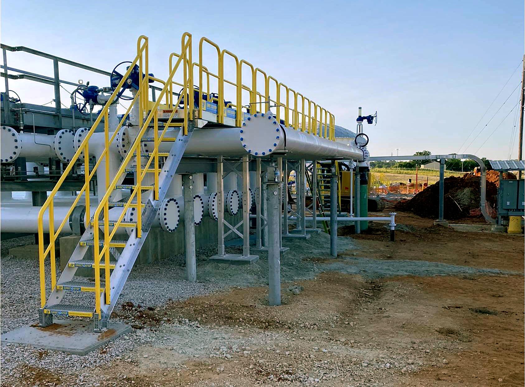ErectaStep Pipeline Crossover