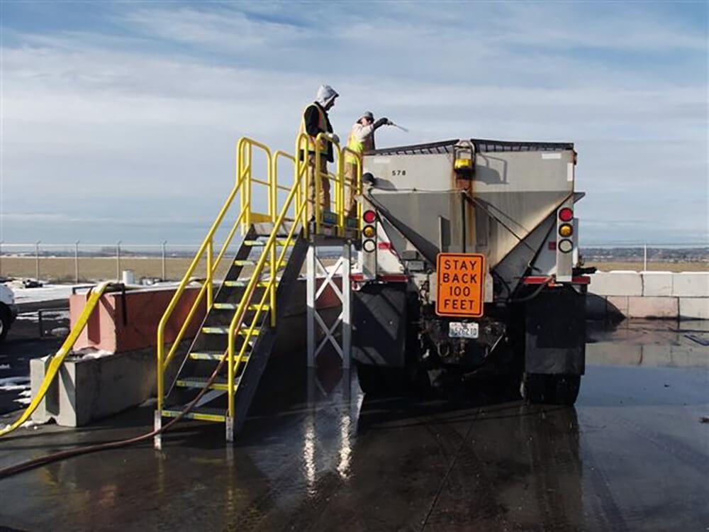 Fleet Vehicle Work Platforms
