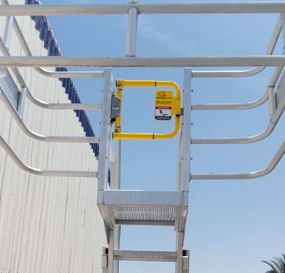 YellowGate on truck access MAUI unit