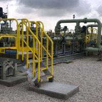 Pipeline Maintenance Access Platform