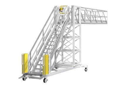 Cantilever Tooling Platform