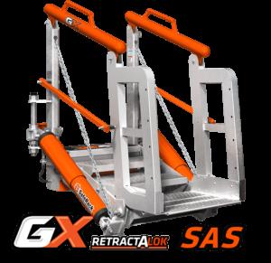 SafeFack GX Retractalok SAS gangway