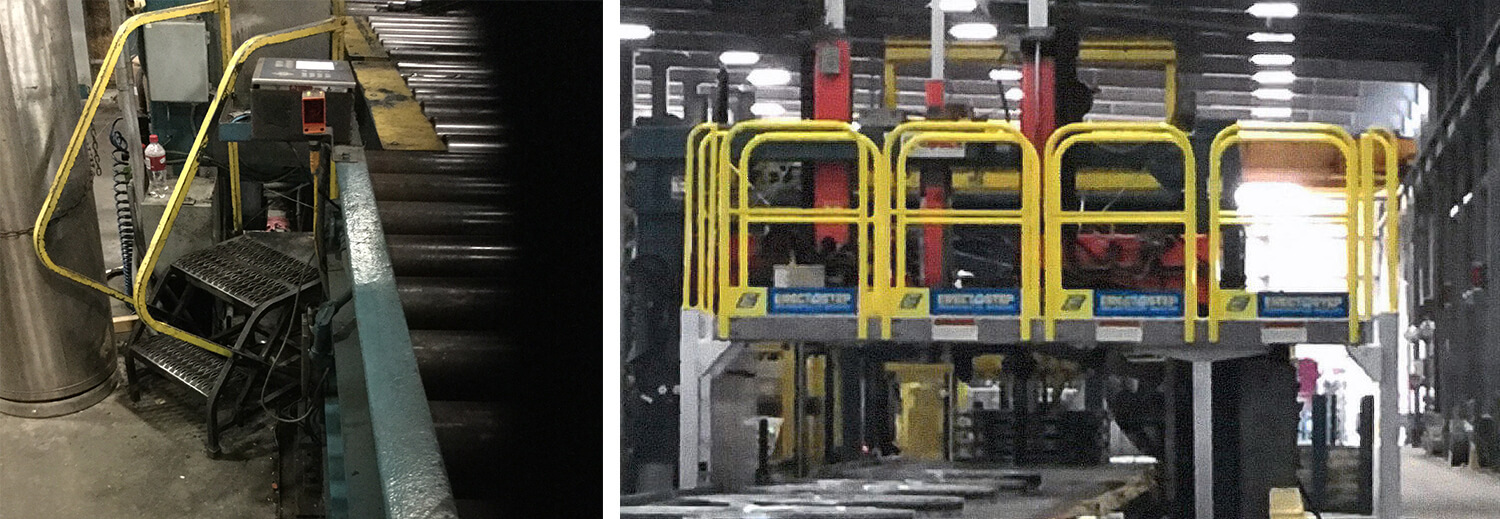 Worthington Industries Before and After