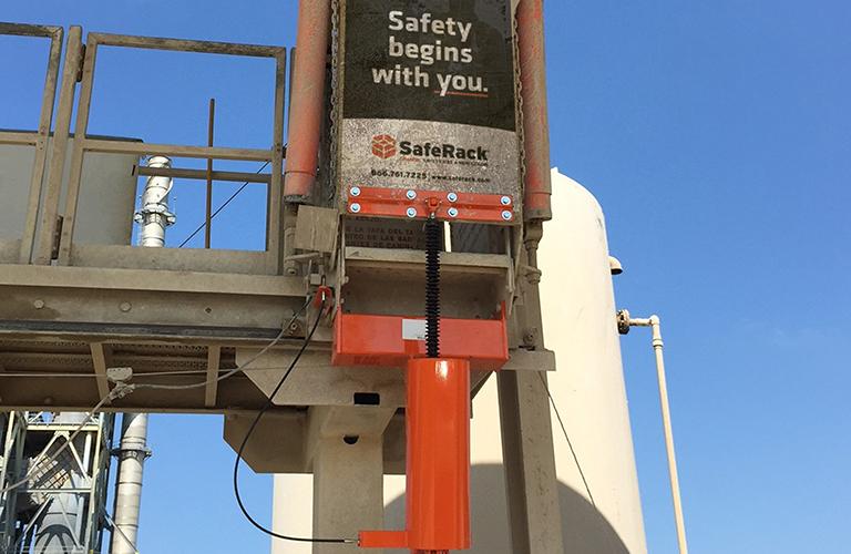 safe lok gangway