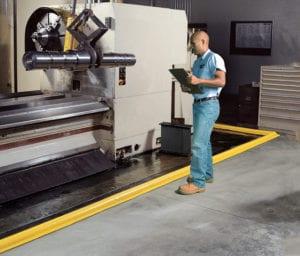 berm builder around machine longer