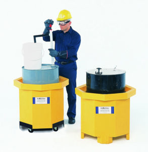 spill collector