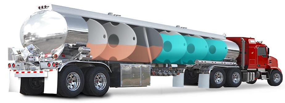tanker truck baffles