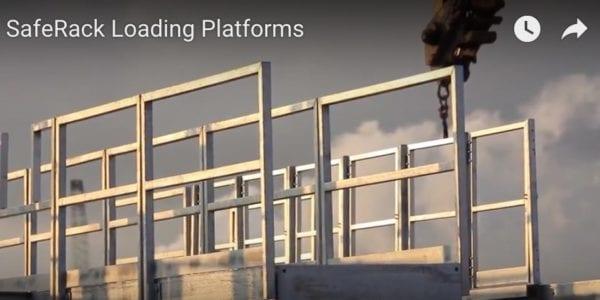 Saferack loading platforms video