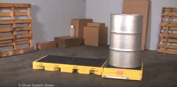 Ultra Inline Spill Deck