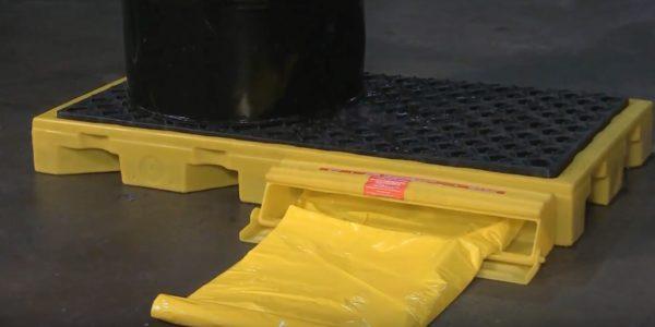 Ultra Spill Deck Bladder System