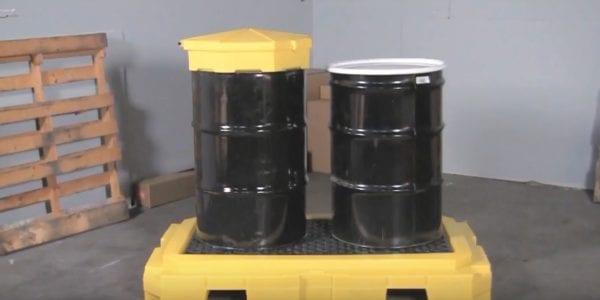Ultra Spill Pallet P2 Plus