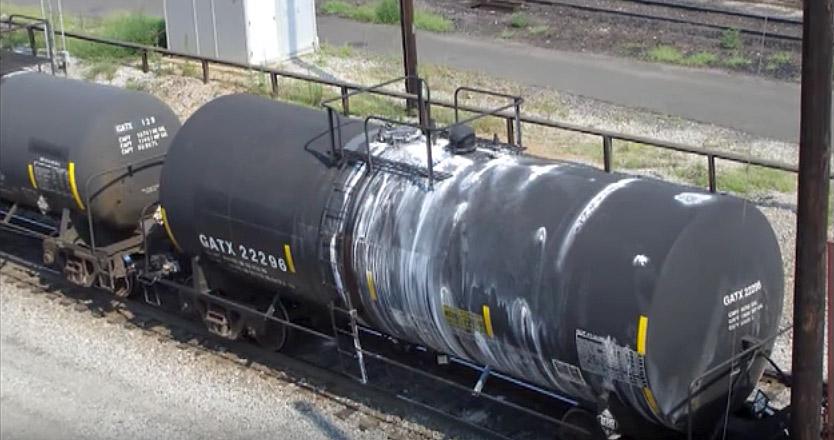 tank car loading and unloading leak prevention saferack rh saferack com Six Pack Cuda AAR Six Pack Cuda AAR