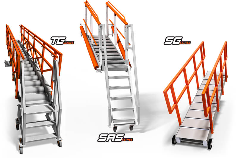 Aluminum Dock Gangways