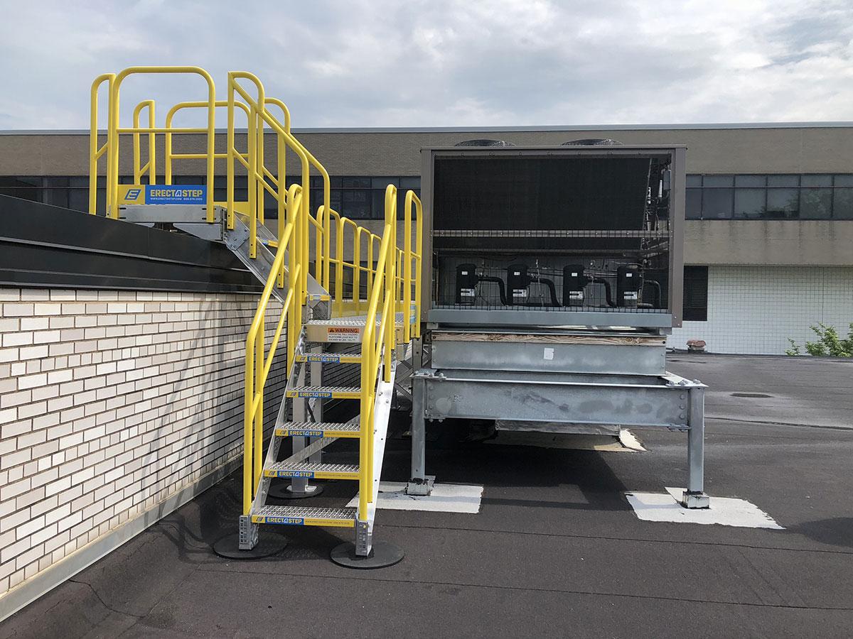 HVAC Stair Units - Profile