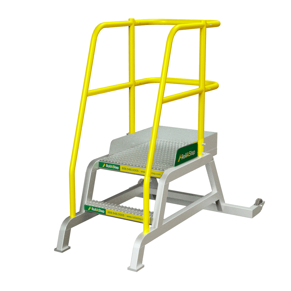 RollaStep_24_Tilt_and_Roll_Workstand