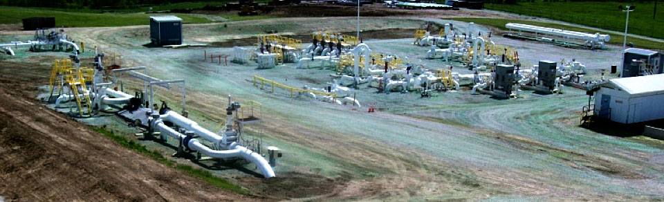 ErectaStep Catwalk Stairs in Transition from Legacy Crude Oil