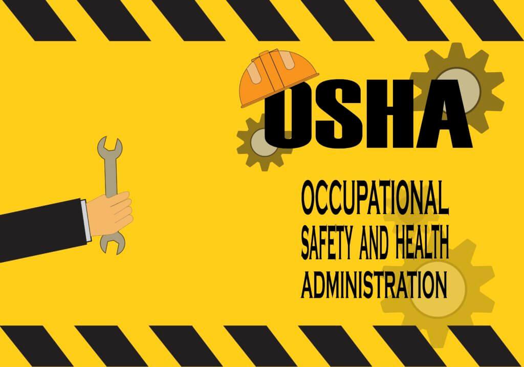 OSHA Notification Sign