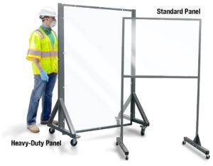 Employee Separation Barrier