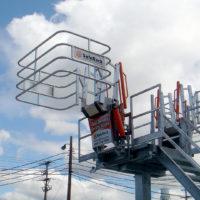 Truck & Railcar Loading Platforms